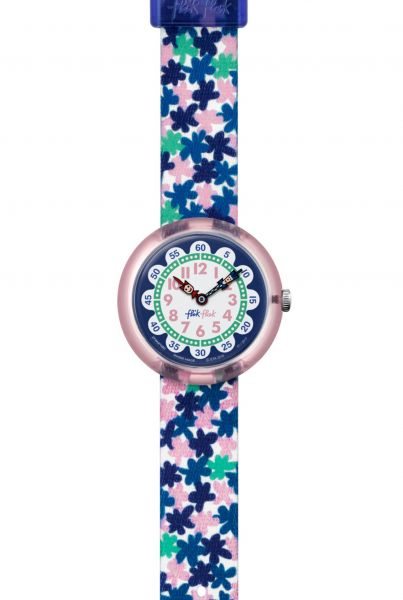 FLIK FLAK London Flower Kinderuhr FBNP080