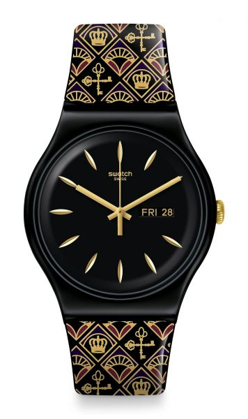 Swatch SUOB730 Royal Key