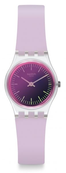 Swatch LK390 Ultraviolet ORIGINALS Lady Damenuhr