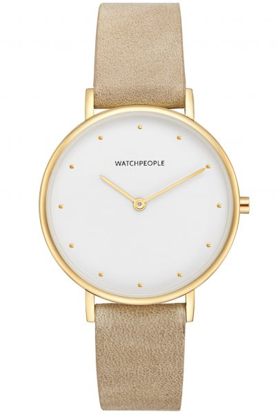 Watchpeople WP028-02 I Love Dots Damenuhr