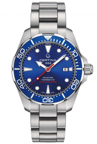Certina DS ACTION Diver's Watch Automatik Herrenuhr C032.407.11.041.00