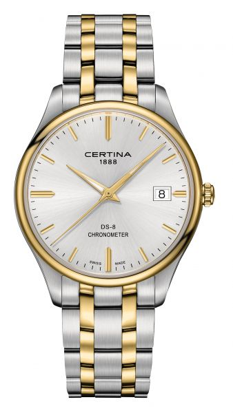 Certina C033.451.22.031.00 DS-8 Chronometer Herrenuhr