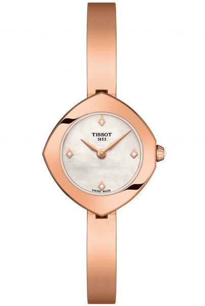 TISSOT Femini-T Diamonds Damenuhr T113.109.33.116.00