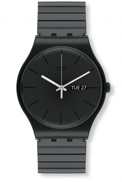 Swatch ORIGINALS New Gent Mystery Life L Unisexuhr SUOB708A