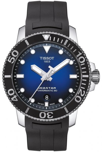 TISSOT Seastar 1000 Powermatic 80 Herrenuhr T120.407.17.041.00