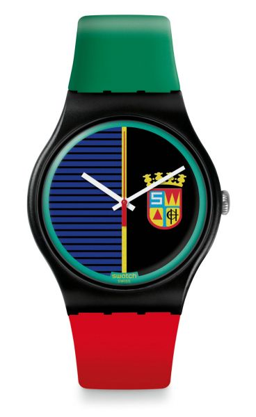 Swatch SUOB169 Sir Swatch19 New Gent Unisexuhr