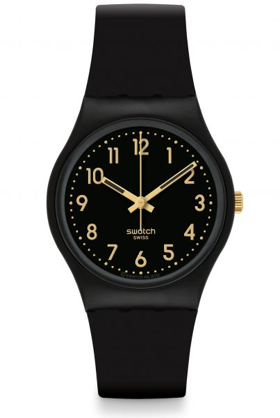 Swatch Golden Tac GB274 Damenuhr Originals Gent