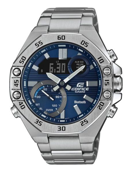 Casio ECB-10D-2AEF Edifice Bluetooth Herrenuhr
