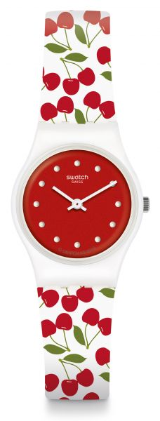 Swatch LW167 Cerise Moi ORIGINALS Lady Damenuhr
