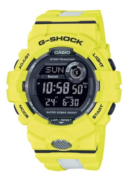 Casio GBD-800LU-9ER G-Shock Premium Bluetooth