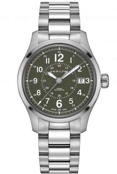 HAMILTON KHAKI FIELD AUTO 40MM Herrenuhr H70595163