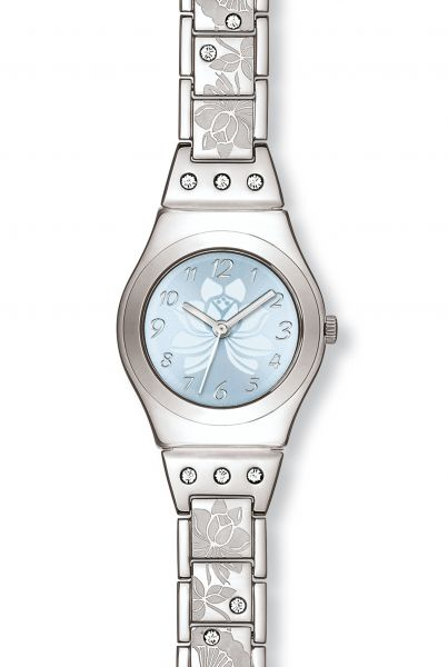 Swatch IRONY Lady Flower Box Damenuhr YSS222G