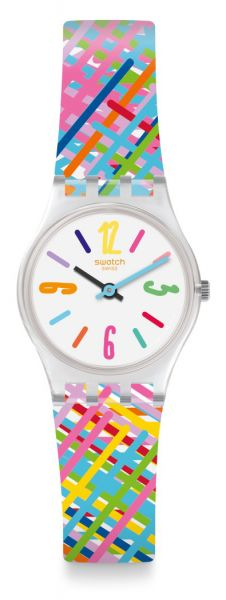 Swatch LK389 Tadelakt ORIGINALS Lady Damenuhr