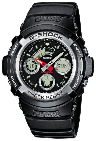 Casio G-Shock Herrenuhr AW-590-1AER