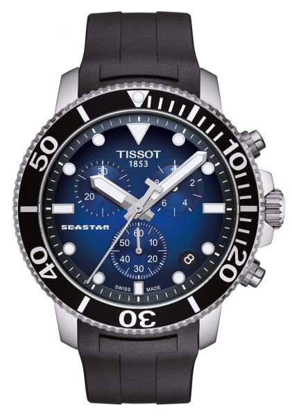 TISSOT Seastar 1000 Chronograph T120.417.17.041.00 Herrenuhr