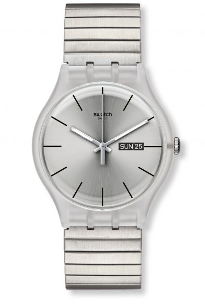 Swatch ORIGINALS New Gent Resolution L Unisexuhr SUOK700A