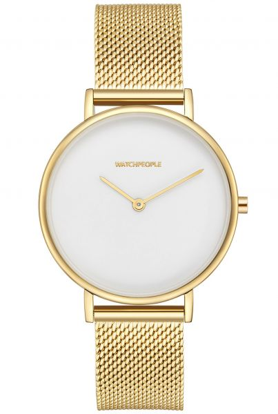 Watchpeople WP003-02 Yes Minimal Damenuhr