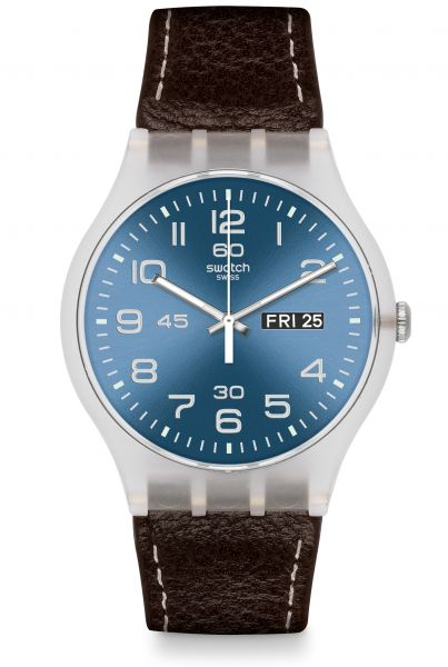 Swatch ORIGINALS New Gent Daily Friend Unisexuhr SUOK701