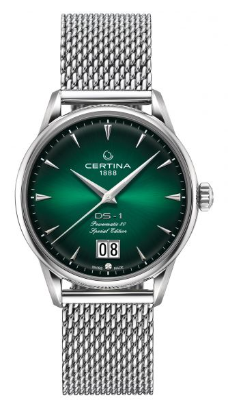 Certina C029.426.11.091.60 DS-1 Big Date Powermatic 80 Herrenuhr