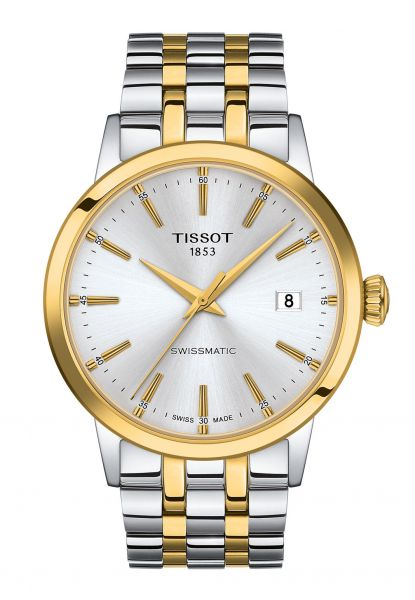 TISSOT Classic Dream Swissmatic T129.407.22.031.01 Herrenuhr