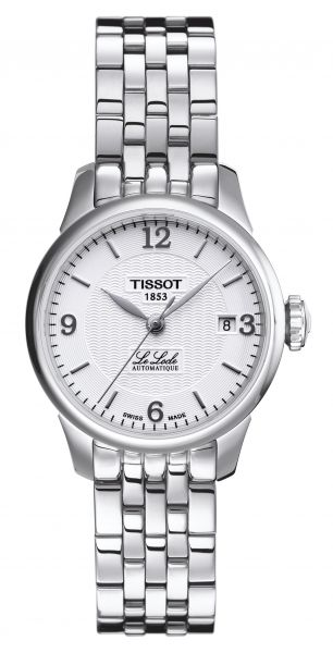 TISSOT T41.1.183.34 Le Locle Automatic Lady Damenuhr