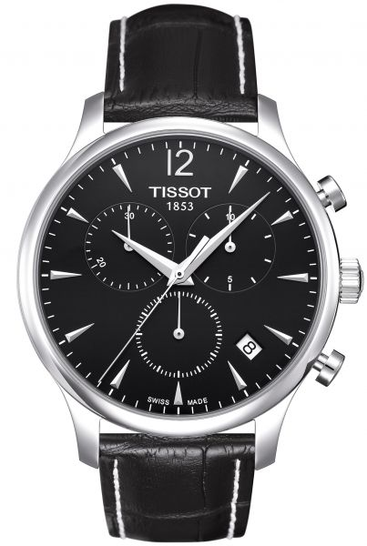 TISSOT Tradition Chronograph Herrenuhr T063.617.16.057.00