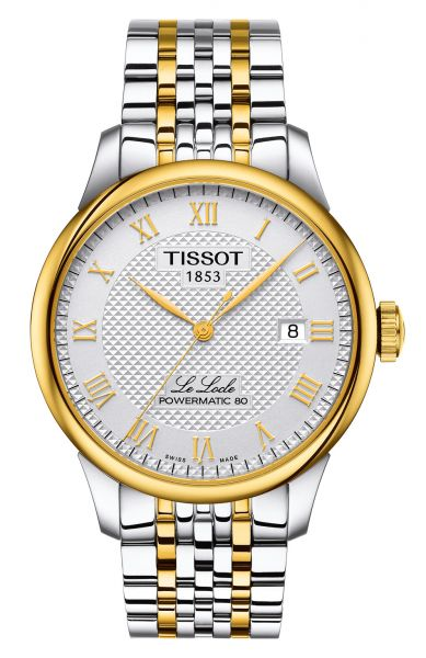 TISSOT Le Locle Powermatic 80 T006.407.22.033.01 Herrenuhr
