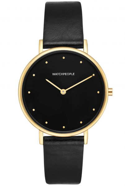 Watchpeople WP029-01 I Love Dots Damenuhr