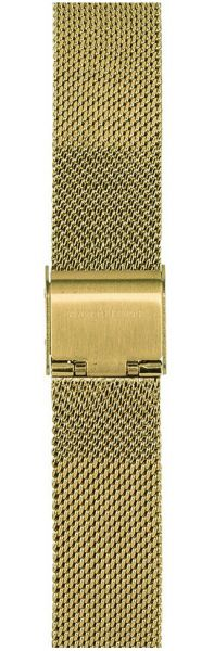 Watchpeople SWP16M-002 16mm Mesh Gold