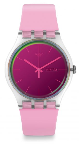 Swatch SUOK710 Polarose New Gent Damenuhr