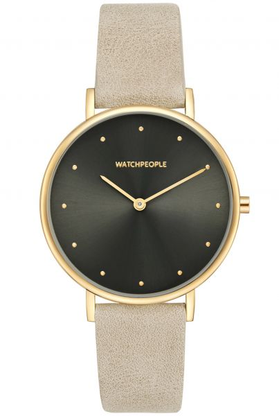 Watchpeople WP034-01 I Love Dots Damenuhr