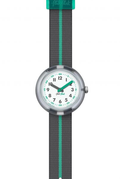 FLIK FLAK Green Band Kinderuhr FPNP022