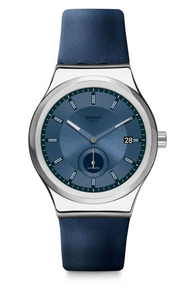 Swatch SY23S403 Petite Seconde Blue