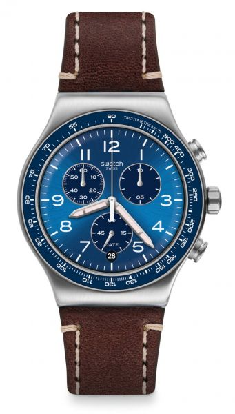 Swatch YVS466 Casual Blue