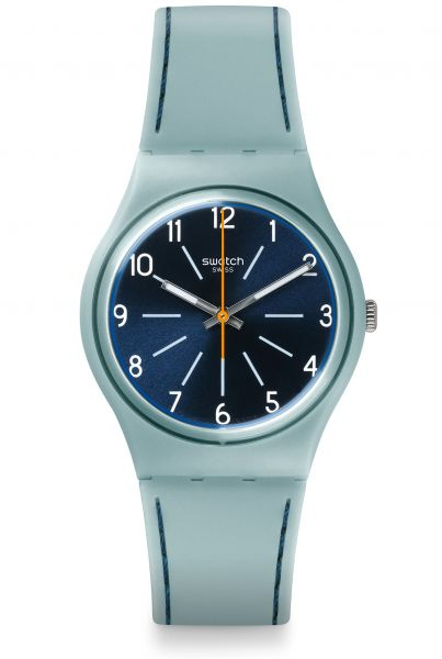 Swatch ORIGINALS Gent Blue Stitches Unisexuhr GM184