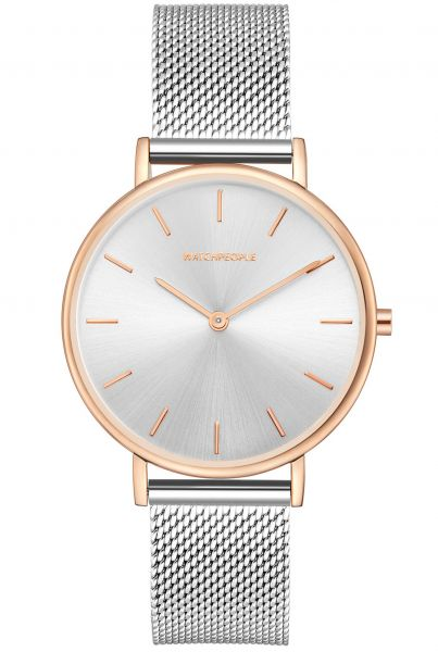 Watchpeople WP013-01 Passion Bicolor Damenuhr