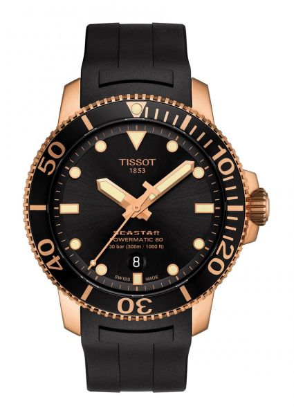 TISSOT T120.407.37.051.01 Seastar 1000 Powermatic 80 Herrenuhr