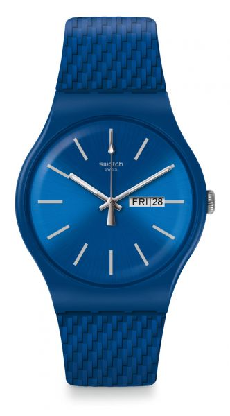 Swatch Bricablue SUON711 Unisexuhr New Gent