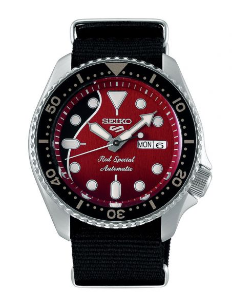 "Seiko 5 Sports Brian May ""Red Special"" Limited Edition 2020"
