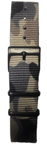 Watchpeople SWP18N-001 18mm Natoband Camouflage