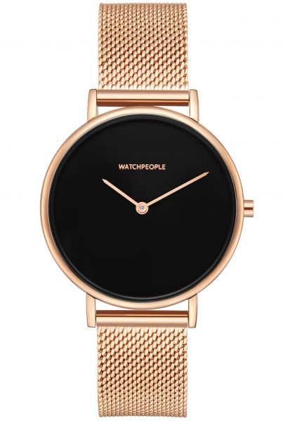 Watchpeople WP006-02 Yes Minimal Damenuhr