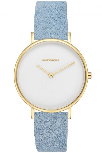 Watchpeople WP003-03 Yes Minimal Damenuhr