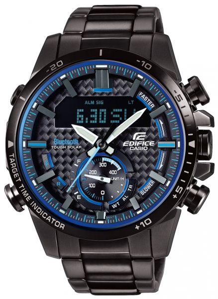 Casio ECB-800DC-1AEF Edifice Bluetooth Herrenuhr