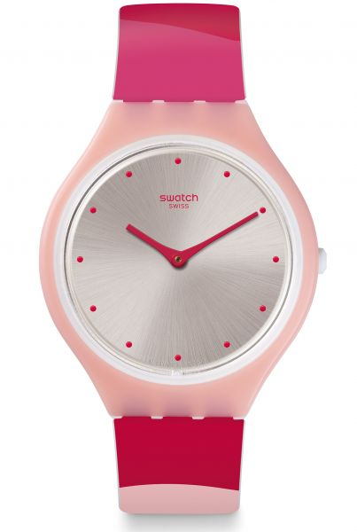Swatch SVOP101 SKIN Regular Skinset Damenuhr