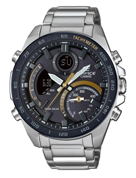 Casio ECB-900DB-1CER Edifice Bluetooth Herrenuhr
