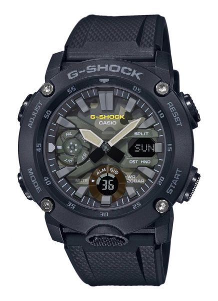 Casio GA-2000SU-1AER G-Shock Herrenuhr