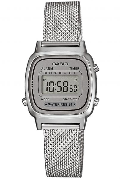 Casio Collection Damenuhr LA670WEM-7EF