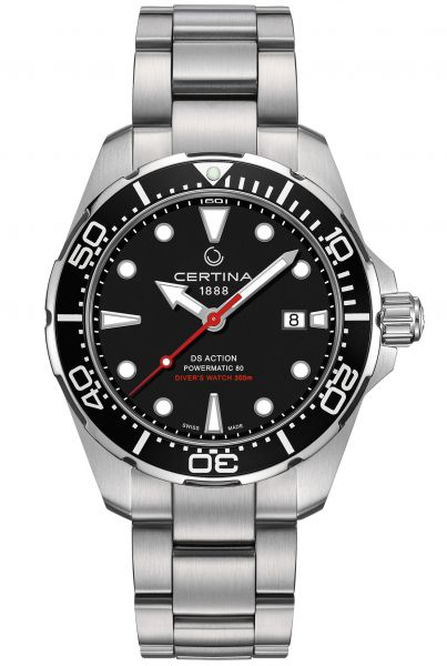 Certina DS ACTION Diver Automatic Herrenuhr C032.407.11.051.00