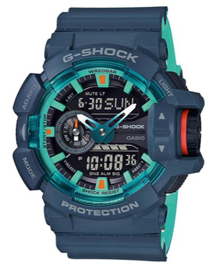 Casio GA-400CC-2AER G-Shock Herrenuhr