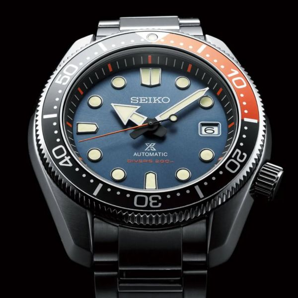 Seiko Prospex Diver Twilight Blue Limited Edition SPB097J1 Herrenuhr